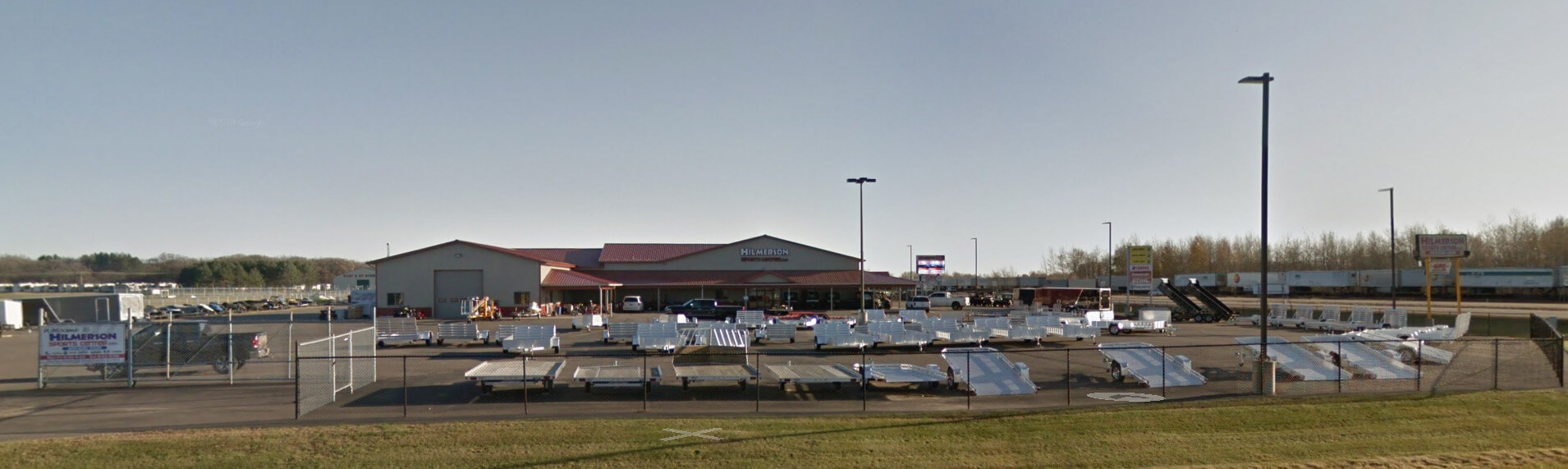 Hilmerson Sports Center in Little Falls, MN and General Rental Center of Little Falls, MN